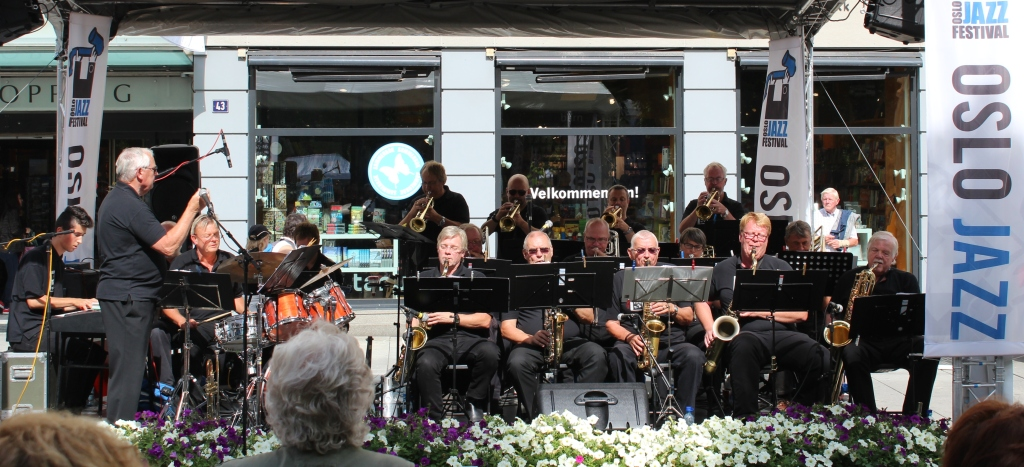 Stua 17 Jazzfestivalen i Oslo 2013